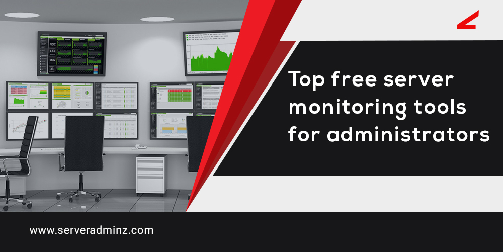 10 top free server monitoring tools