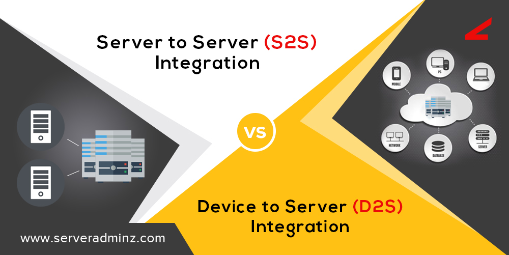 Server to Server(S2S) Integration Vs Device to Server(D2S) Integration