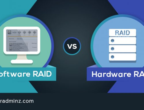 What Are The Differences Between A Software Raid And A Hardware Raid?