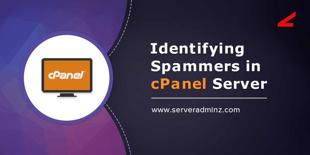 Identifying Spammers in cPanel Server