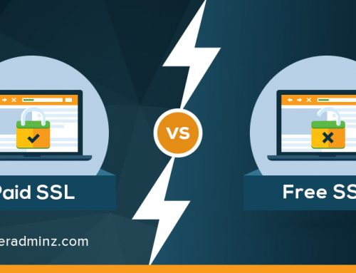 What Are The Differences Between Free SSL vs Paid SSL?