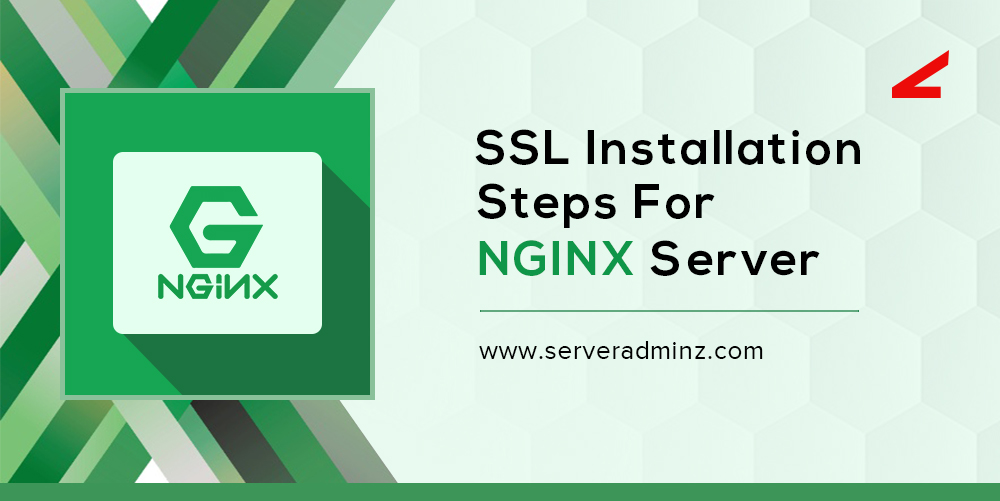 SSL Installation steps for NGINX Server
