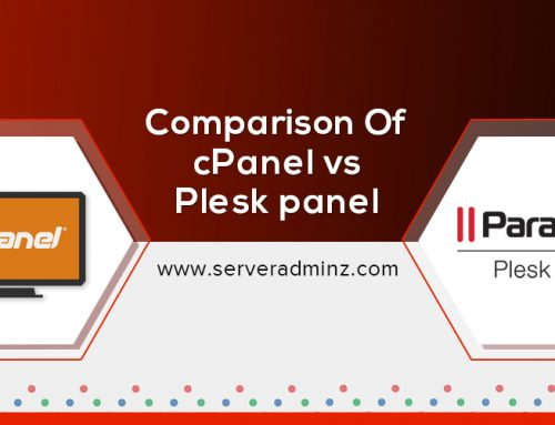 What is the Comparison between cPanel and Plesk panel ?