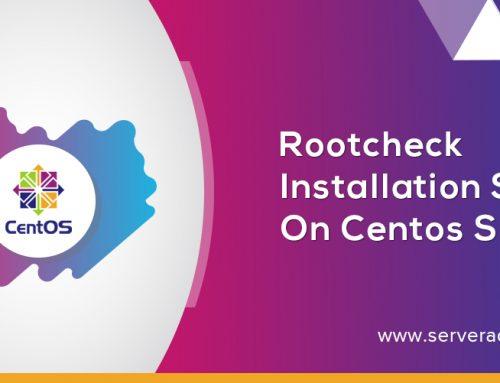How To Install Rootcheck On Centos Server ?