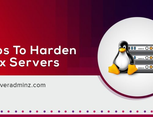 How To Harden Linux Servers ?