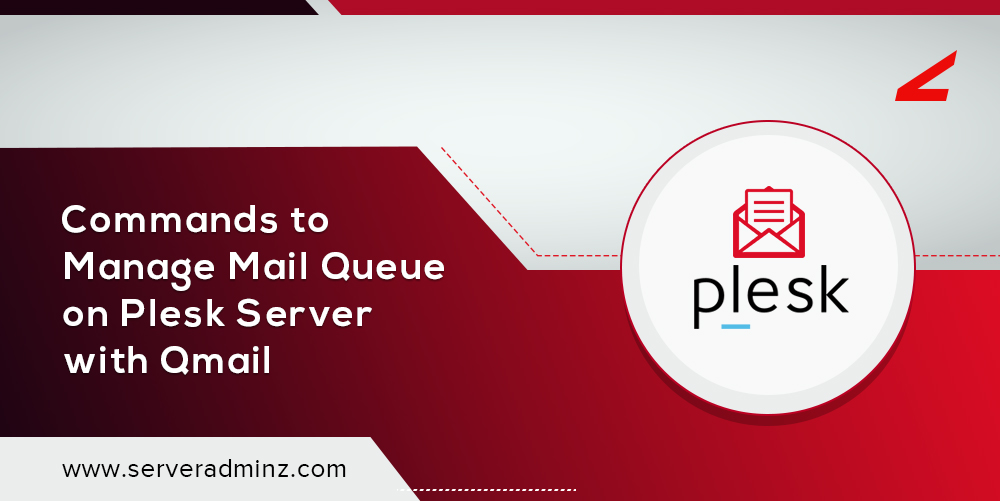 Mail Queue on Plesk Server