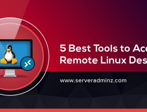 What are the best tools to access remote linux desktop ?