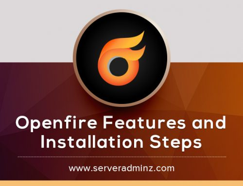What is openfire and how to install openfire?