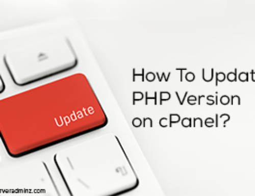How To Update PHP Version on cPanel?